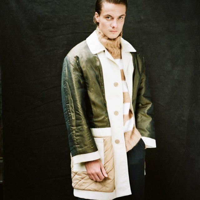 Heute dreht sich alles um den Mann - inspiriert von der Skimode der 70iger Jahre, getragen von Julian Waldner der in der Verfilmung des Olympiasieges von Franz Klammer, genau diesen verkörpert. Foto: @elsaokazaki  Produktion/Styling: @zachstyling @barbarazach_official  Grooming: @sarah.bzoch  Actor: @julian_waldner  Magazin: @diepresse.schaufenster @daniel_kalt  . #fashion #fashionstyle #fashioneditorial #mode #skimode #inspiration #franzklammer #70igerjahre